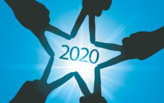 Wens: Een goed verbonden 2020!
